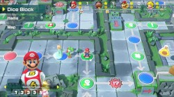 Screenshot for Super Mario Party - click to enlarge