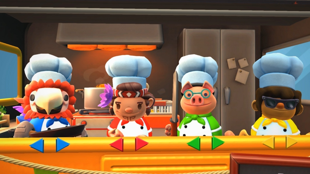 Screenshot for Overcooked! 2 – Surf 'n' Turf on Nintendo Switch