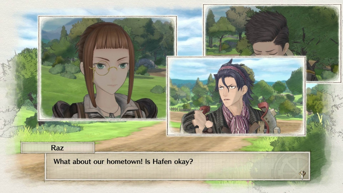 Screenshot for Valkyria Chronicles 4 on Nintendo Switch