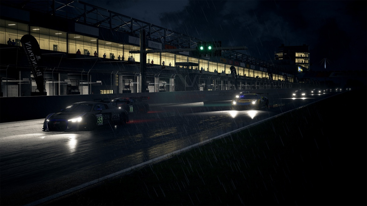 Screenshot for Assetto Corsa Competizione on PC