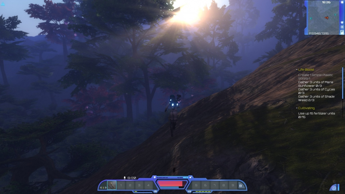 Screenshot for Planet Explorers on PC
