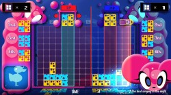 Screenshot for Lumines Remastered - click to enlarge