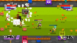 Screenshot for Ninjin: Clash of Carrots - click to enlarge
