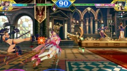 Screenshot for SNK Heroines: Tag Team Frenzy - click to enlarge