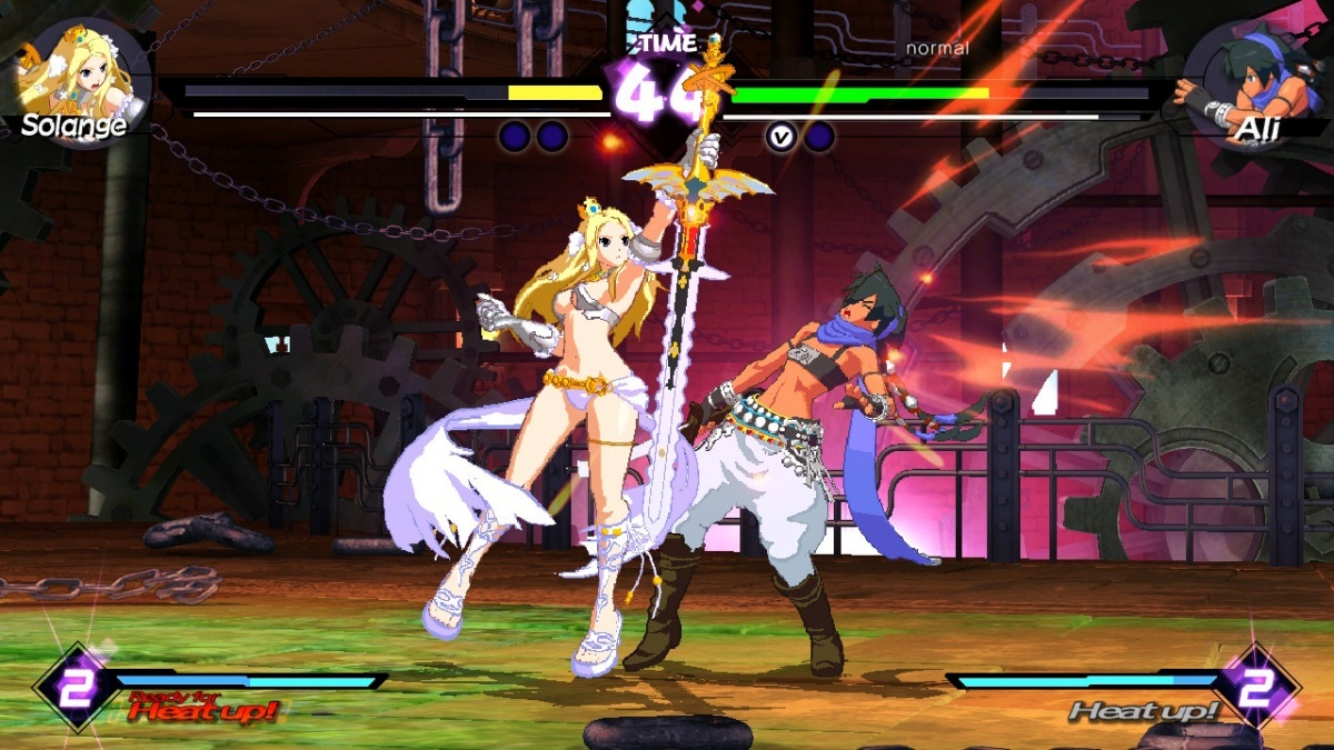 Screenshot for Blade Strangers on Nintendo Switch