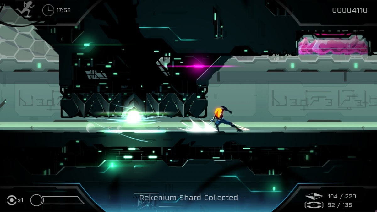 Screenshot for Velocity 2X on Nintendo Switch