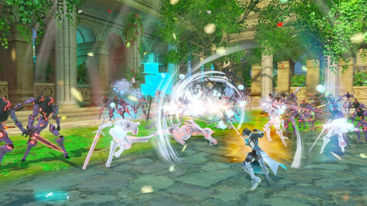 Screenshot for Fate/Extella Link on Nintendo Switch