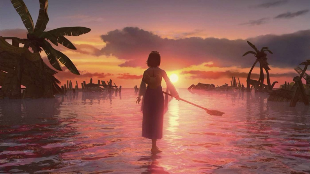 Screenshot for Final Fantasy X / X-2 HD Remaster on Xbox One
