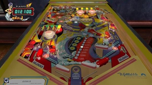 The Pinball Arcade: Gottlieb Table Pack 1 Nintendo Switch