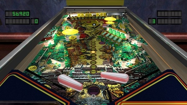 Screenshot for The Pinball Arcade: Gottlieb Table Pack 2 on Nintendo Switch