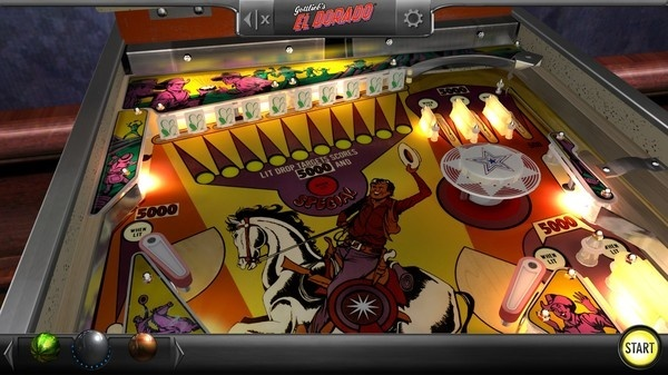 Screenshot for The Pinball Arcade: Gottlieb EM Pack on Nintendo Switch