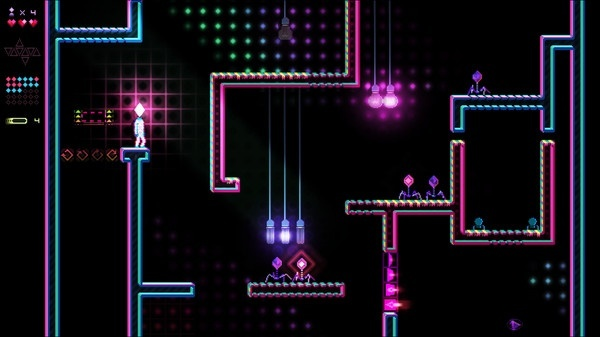 Screenshot for Octahedron: Transfixed Edition on Nintendo Switch