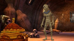 Screenshot for Sphinx and the Cursed Mummy - click to enlarge