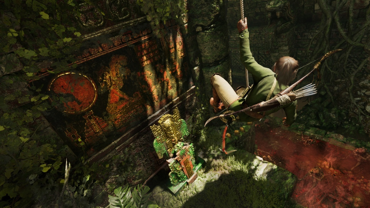 Screenshot for Shadow of the Tomb Raider: The Price of Survival on PlayStation 4