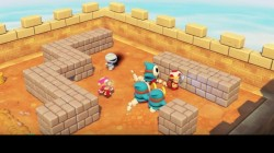 Screenshot for Captain Toad: Treasure Tracker - Special Episode - click to enlarge
