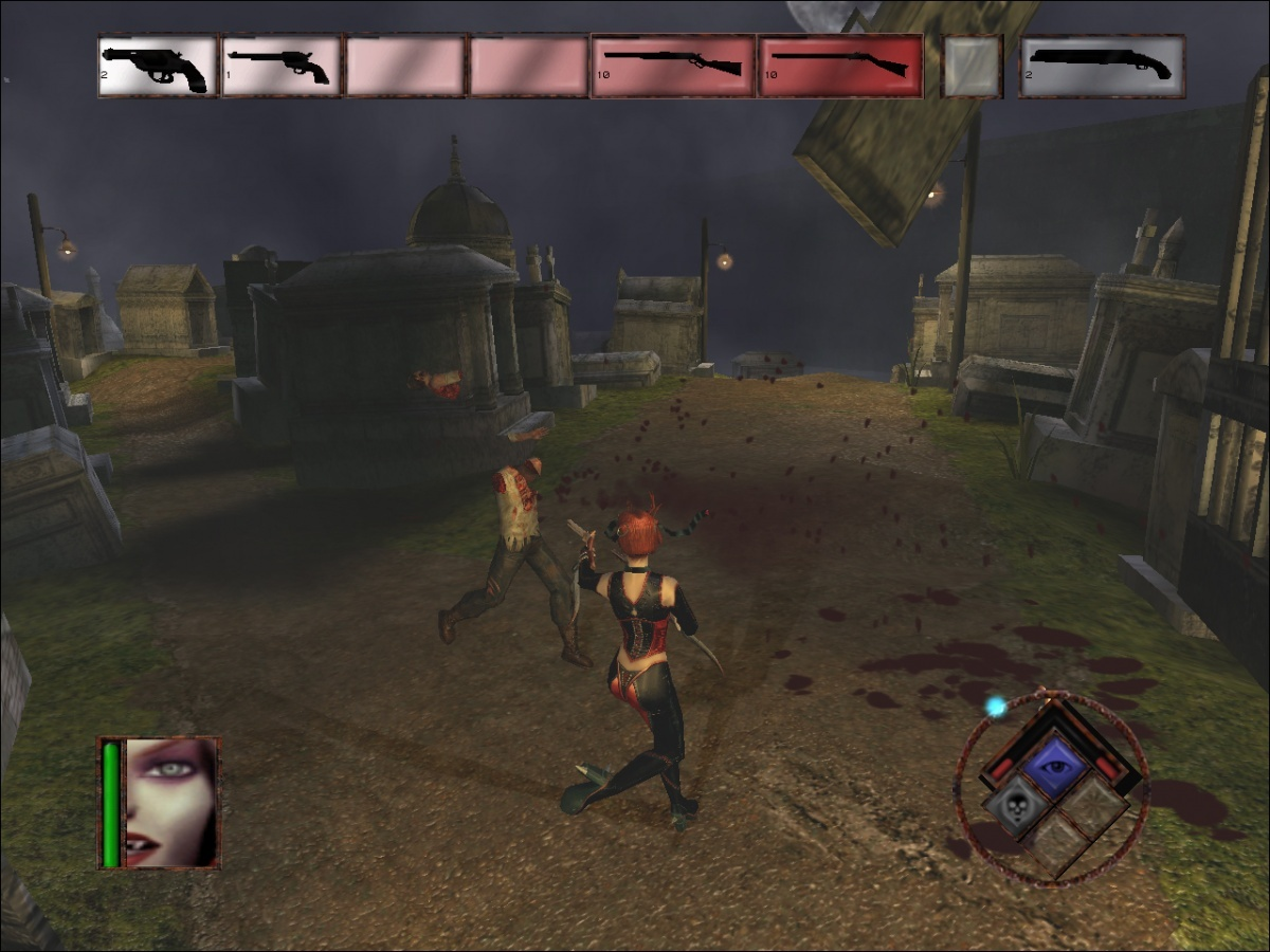 Screenshot for BloodRayne on PC