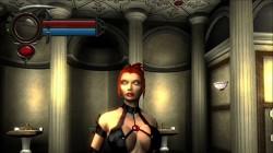 Screenshot for BloodRayne 2 - click to enlarge