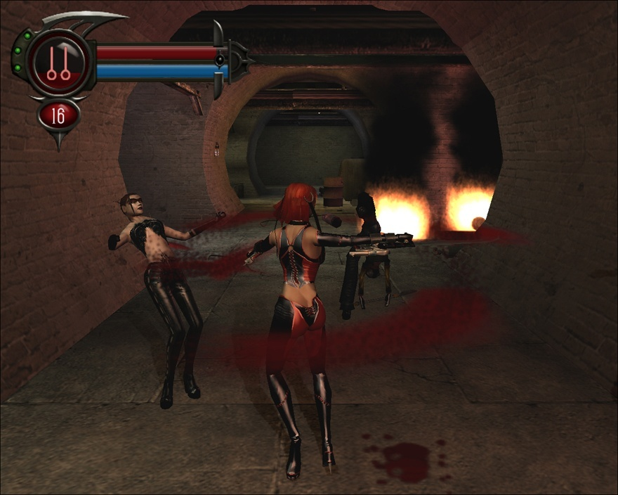 Bloodrayne 2 Pc Review Page 1 Cubed3
