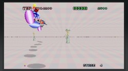 Screenshot for Sega Ages Space Harrier - click to enlarge