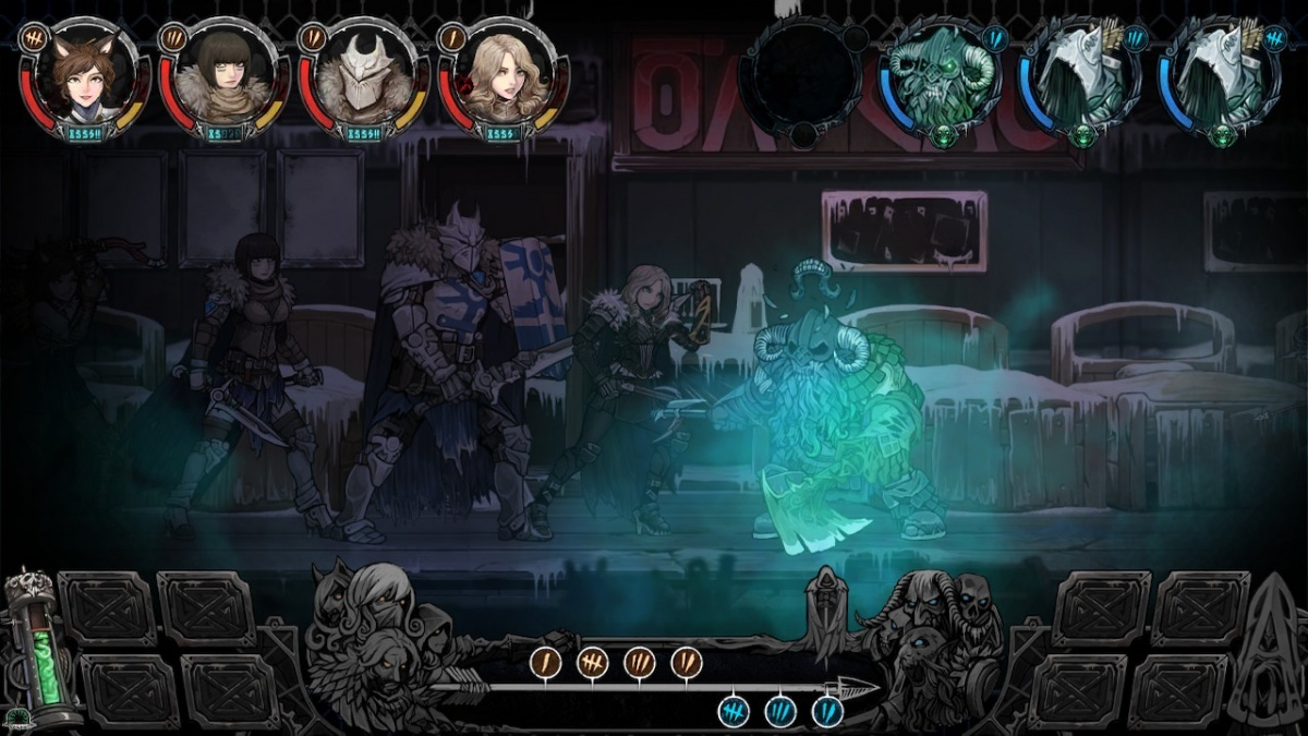 Screenshot for Vambrace: Cold Soul on Nintendo Switch