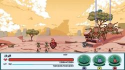 Screenshot for Artifact Adventure Gaiden DX - click to enlarge