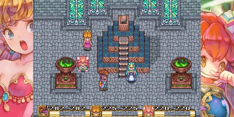 Screenshot for Collection of Mana on Nintendo Switch