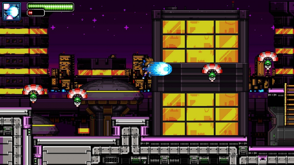 Screenshot for MetaGal on PlayStation 4