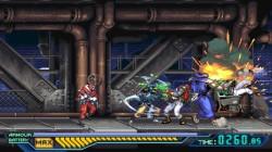 Screenshot for The Ninja Saviors: Return of the Warriors - click to enlarge