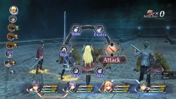 Screenshot for The Legend of Heroes: Trails of Cold Steel II - click to enlarge