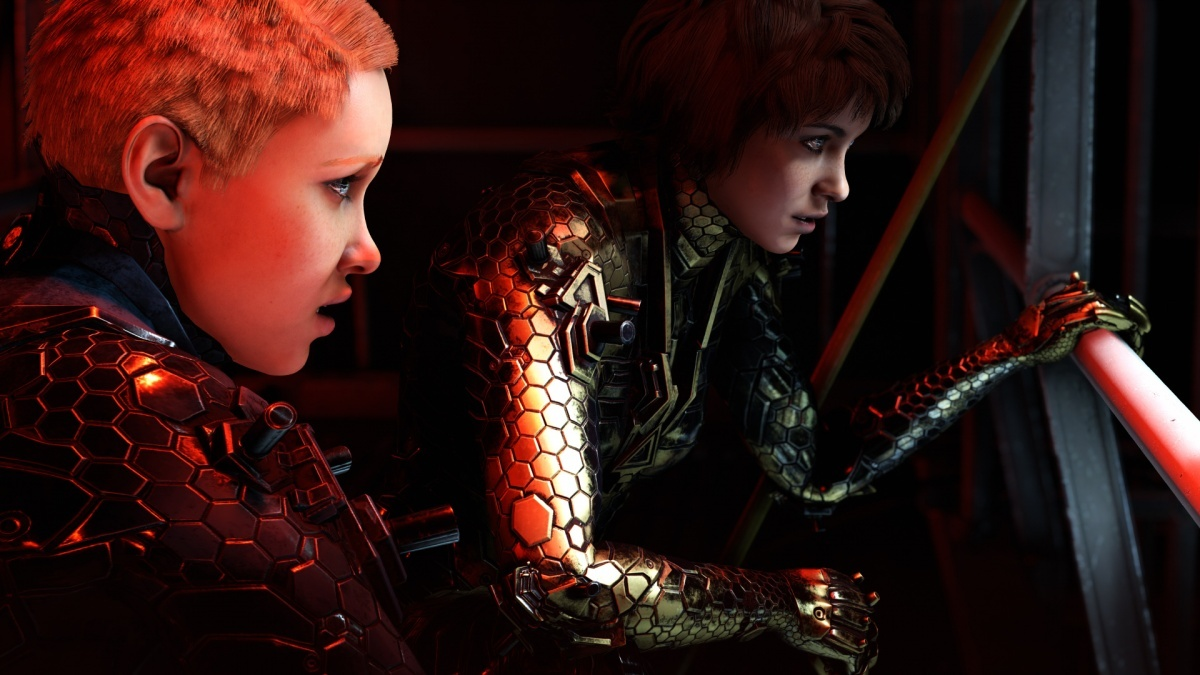 Screenshot for Wolfenstein: Youngblood on PlayStation 4