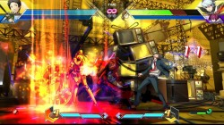Screenshot for BlazBlue: Cross Tag Battle Ver. 2.0 - click to enlarge