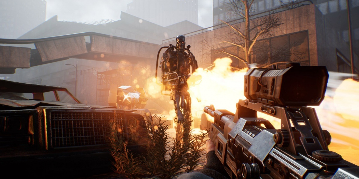 Screenshot for Terminator: Resistance on Xbox One