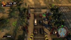 Screenshot for Zombie Driver Immortal Edition  - click to enlarge