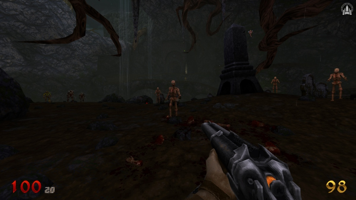Screenshot for WRATH: Aeon of Ruin on PC