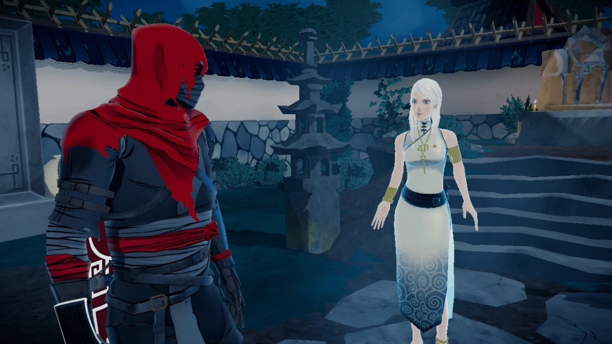 Screenshot for Aragami: Shadow Edition on Nintendo Switch