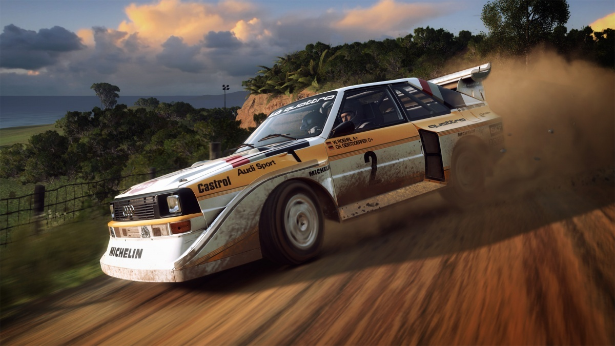 Screenshot for DiRT Rally 2.0  on PC