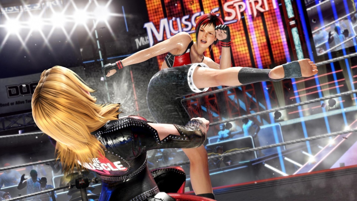 Screenshot for Dead or Alive 6 on PlayStation 4