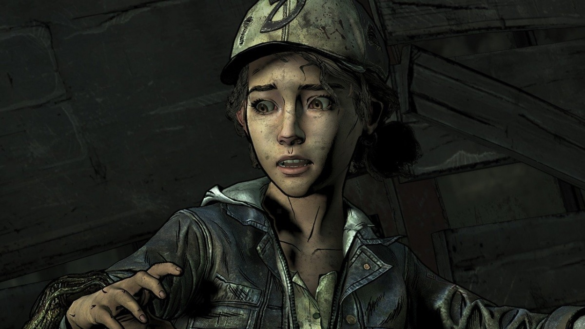 Screenshot for The Walking Dead: The Final Season - Episode 2: Suffer the Children on PC