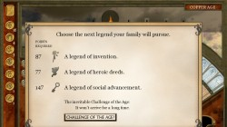 Screenshot for 7 Grand Steps, Step 1: What Ancients Begat - click to enlarge