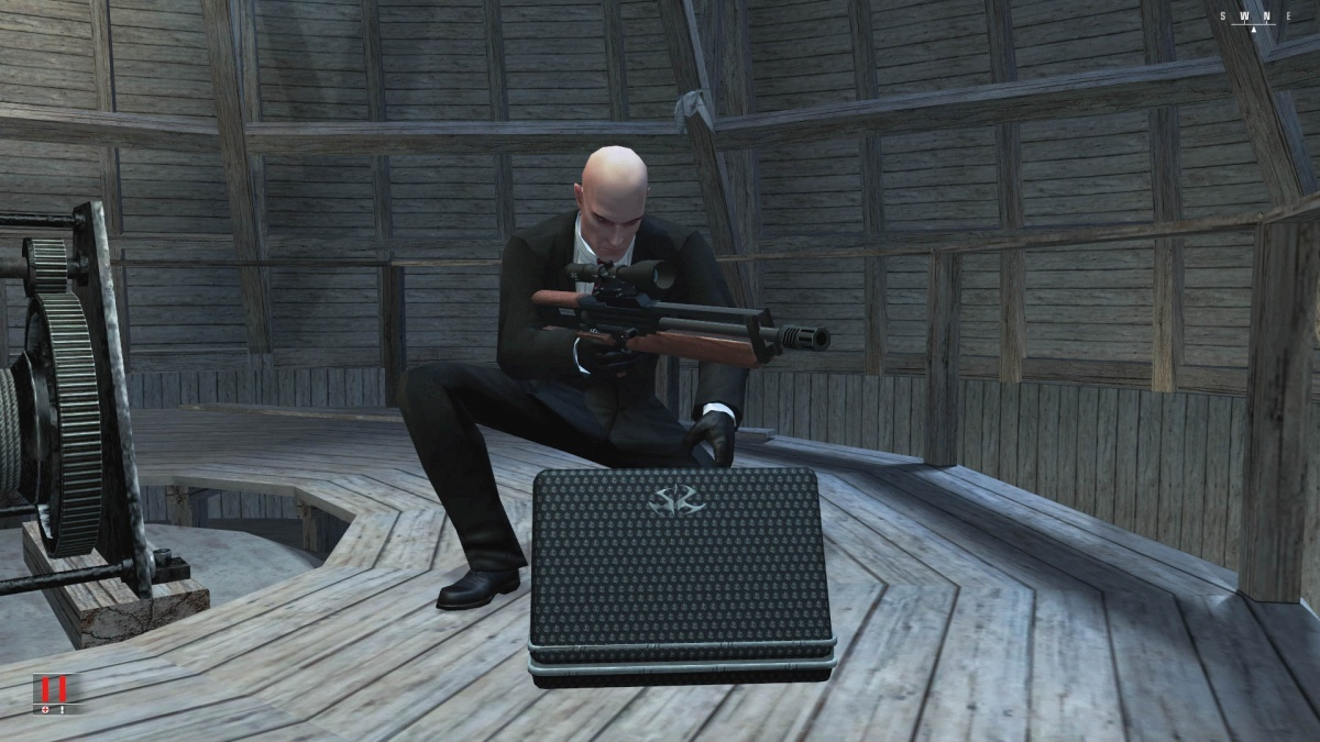Hitman Hd Enhanced Collection Playstation 4 Review Page 1 Cubed3