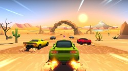 Screenshot for Horizon Chase Turbo - click to enlarge