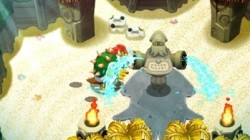 Screenshot for Mario & Luigi: Bowser