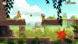 Screenshot for Monster Boy and the Cursed Kingdom - click to enlarge
