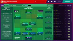 Screenshot for Football Manager 2019 Touch - click to enlarge