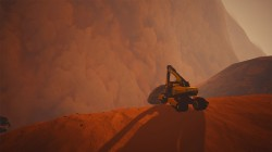 Screenshot for JCB Pioneer: Mars - click to enlarge