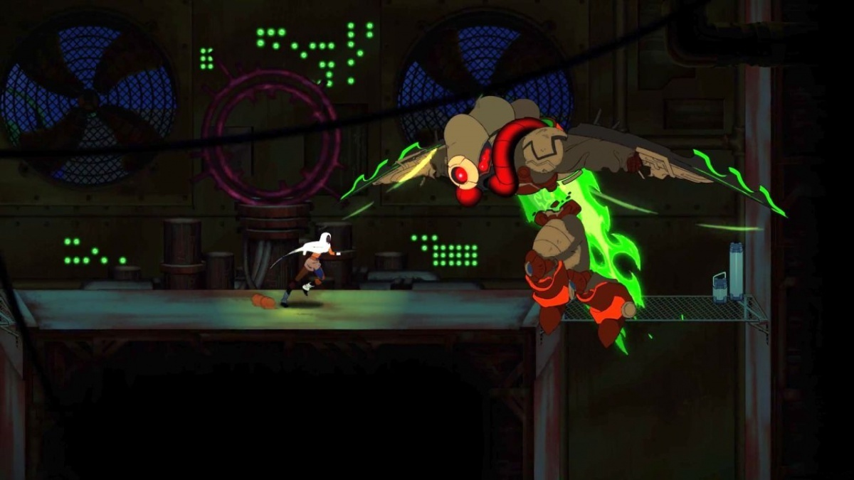 Screenshot for Sundered: Eldritch Edition on Nintendo Switch