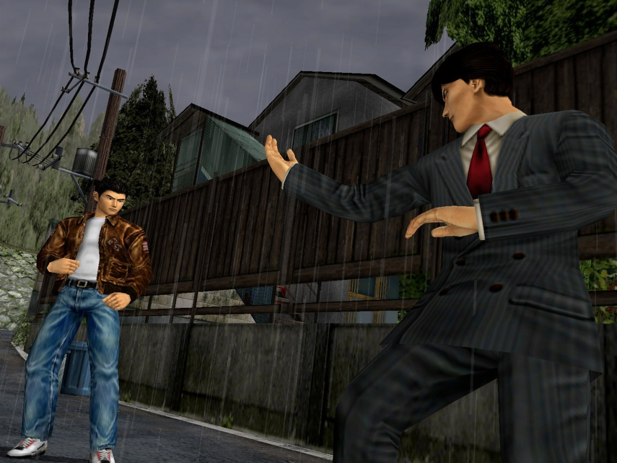 Screenshot for Shenmue I & II on Xbox One