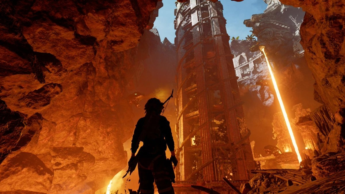 Screenshot for Shadow of the Tomb Raider: The Forge on PlayStation 4