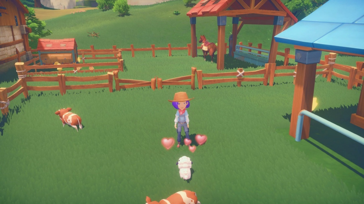 Screenshot for My Time at Portia on PC