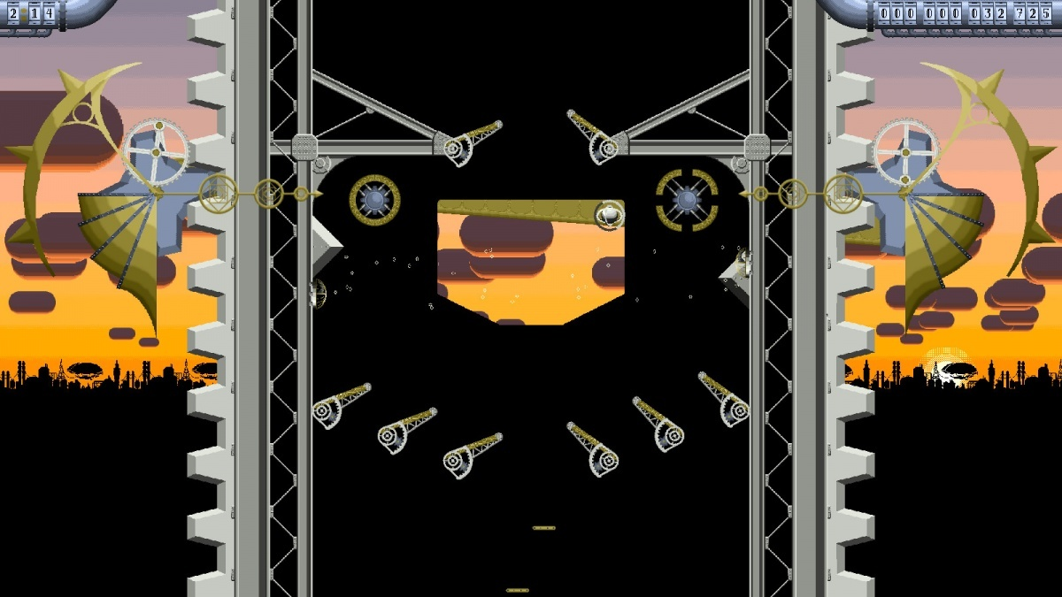 Screenshot for Super Steampunk Pinball 2D on PC
